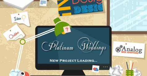 Platinum Weddings Project Loading!