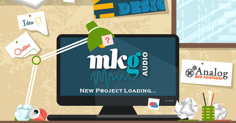 MKG Audio Project Loading!