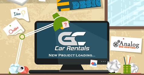 GC Car Rentals Project Loading!