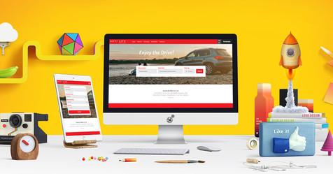 AutoLife Rent A Car website launch!