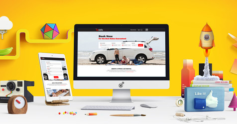 Aristo Rent A Car website launch!