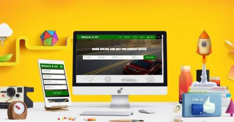 Wheels & Go website launch!
