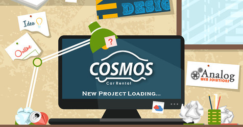 Cosmos Car Rental Project Loading!