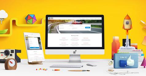 Chris Car Hire website launch!
