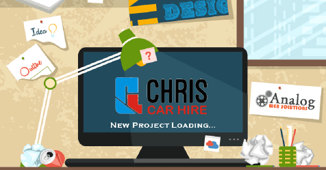Chris Car Hire Project Loading!