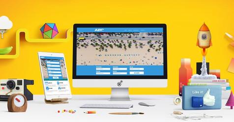 ABC Car Rental website launch!