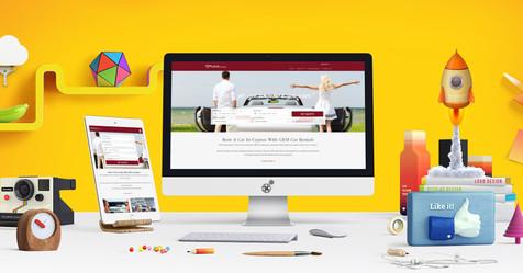 GEM Car Rentals website launch!