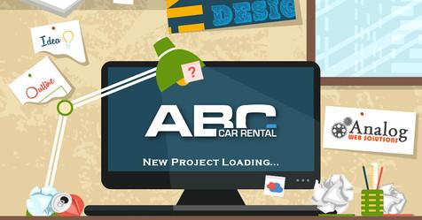 ABC Car Rental Project Loading!