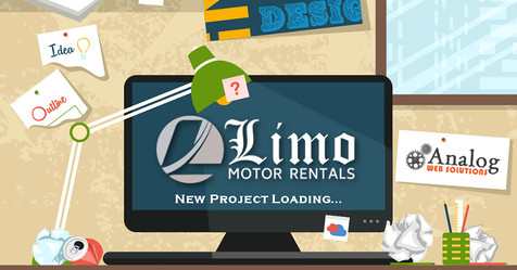 Limo Motor Rentals Project Loading!