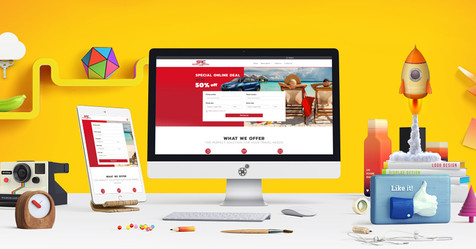 Safety Rental Cars website launch!