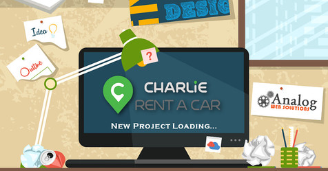 Charlie Rent A Car Project Loading!