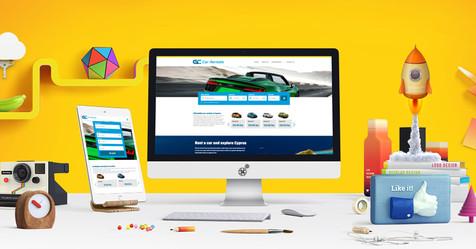 GC Car Rentals website launch!