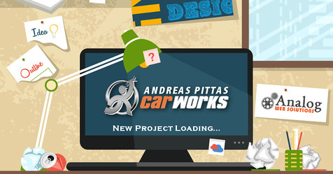 Pittas Car Works Project Loading!