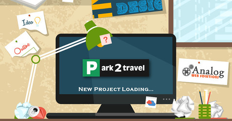 Park 2 Travel Project Loading!