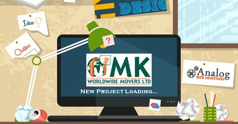 MK Worldwide Movers Project Loading!