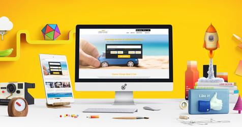 Cyprus Voyage Rent A Car website launch!