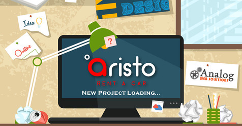 Aristo Rent A Car Project Loading!